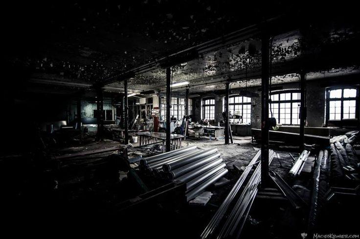 #praga #zabkowska #warszawa #factory #industrial #amazing