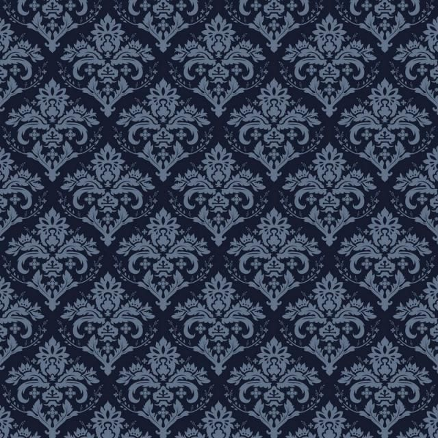Elegant Blue Seamless Damask Background Background Damask Elegant Png And Vector With Transparent Background For Free Download Classic Wallpaper Texture Classic Wallpaper Vintage Wallpaper Patterns