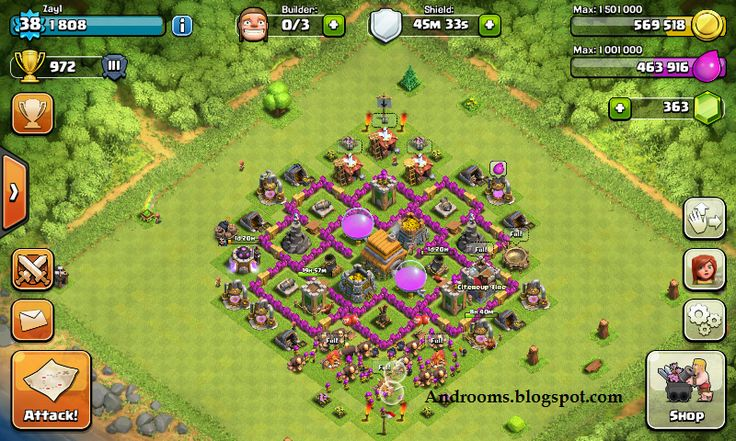 Download Game Clash Of Clans ( COC ) Untuk Android >> http://androoms.blogspot.com/2015/02/download-game-clash-of-clans-coc-untuk.html