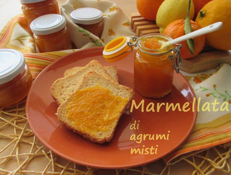 Marmellata+di+agrumi+misti