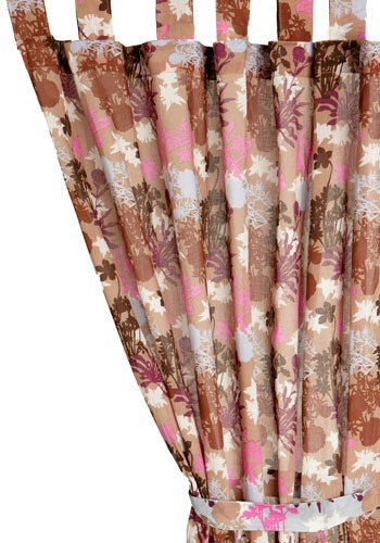 thinking these curtains would be a lovely spring update for our living room.