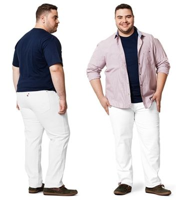 Looks de verão para homens plus size✖️Thanks To My  15,000 Followers ✖️ - Fosterginger @ Pinterest ✖️