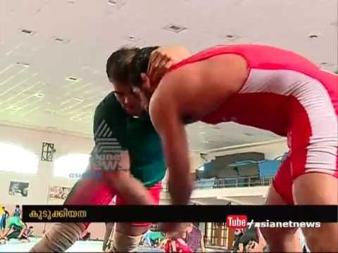 National Wrestler federation supports Narsing Narsingh fails dope test, Rio participation doubtful - YouTube