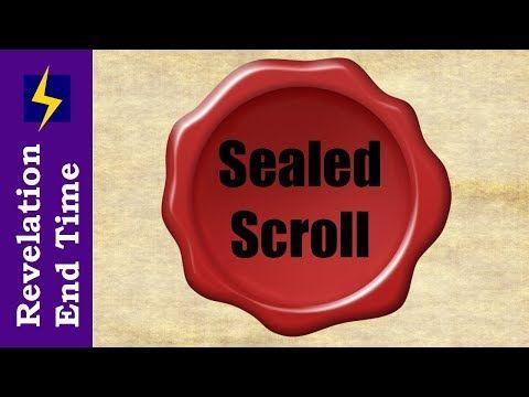 Revelation 5 The Sealed Scroll - YouTube