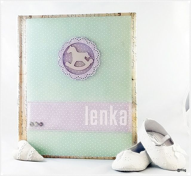 Wiosna w listopadzie - Album dla Lenki