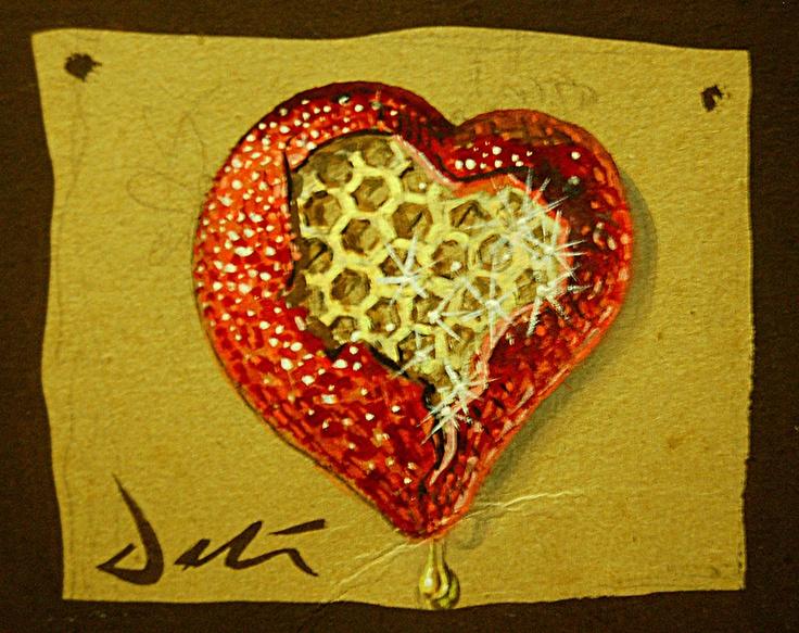 jewel designed by Salvador Dalí