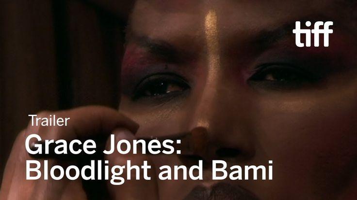GRACE JONES: BLOODLIGHT AND BAMI Trailer | TIFF 2017