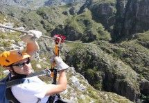 Cape Canopy Tour - Only 1 hour from Cape Town in the Hottentots Holland Nature Reserve near Elgin.
