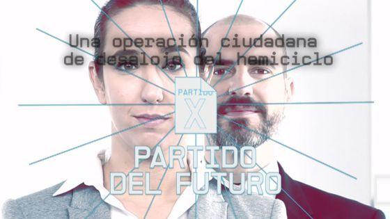 Seguidores del 15-M y la cultura libre en Internet ponen en marcha el Partido X
