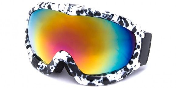 Polisi ski goggles Titouan unisex tortoiseshell. Snow ski goggles online. Extremely high quality designer sport eyewear for men and women. Get Free Shipping Both Ways!