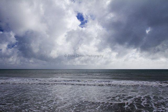 Stormy Kapiti Coast | © Elyse Childs Photography