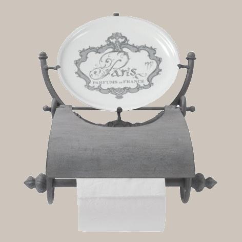 d rouleur papier toilettes dentelle mathilde m deco paris and ps. Black Bedroom Furniture Sets. Home Design Ideas
