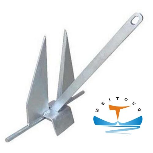Stainless Steel Danforth Anchor