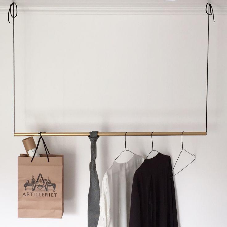 kl dst ng clothing rail my pics isabelle decor. Black Bedroom Furniture Sets. Home Design Ideas