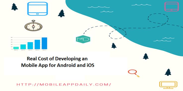 In recent years #MobileApps have gone much higher, Which creates a Sensation in the Cost of Developing an Mobile App for Android and iOS. Know more about the real cost of mobile app development at http://bit.ly/2nGkHRo