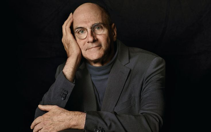 At the age of 67, James Taylor has made his 16th album, his first in 13 years. After   spending his early career addicted to heroin, he's surprised he made it this far