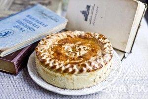 Лимонный пирог по бабушкиному рецепту Lemon cake  grandmother's recipe