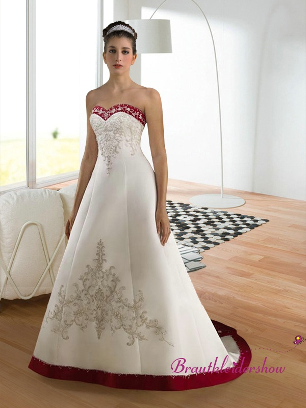 15 best Günstige Brautkleider images on Pinterest | Wedding frocks ...