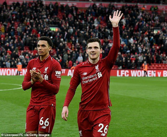 Andy Robertson Hails Liverpool's Iron Will After Last-gasp