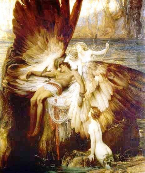 The Lament for Icarus...my next tattoo..Js