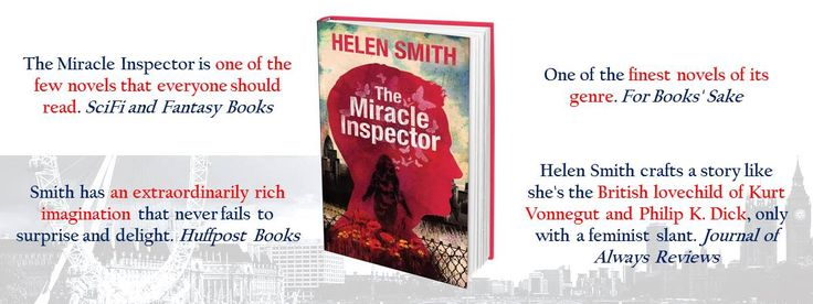 The Miracle Inspector on HelenSmithBooks.com
