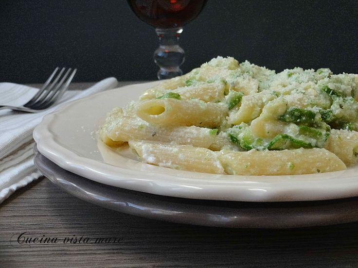 Pasta+con+zucchine+e+ricotta