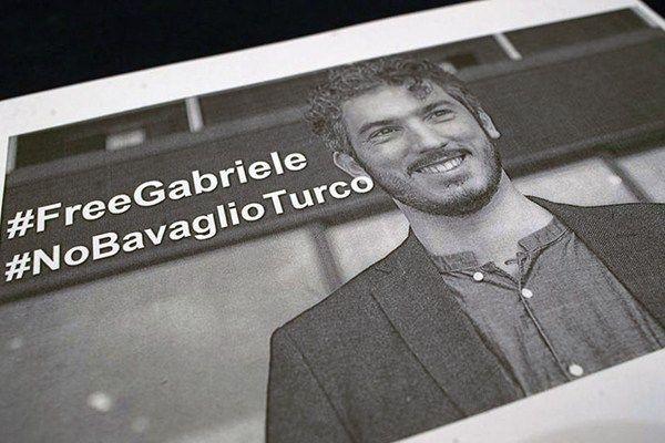 #FreeGabriele