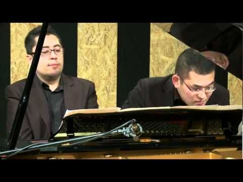 Happy Birthday, TANGO!::Piano Duo/ MusicOrba - Ricardo Vieira & Tomohiro Hatta. March 21, 2012