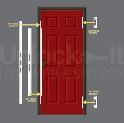 33 Best Images About Door Reinforcement Hardware On