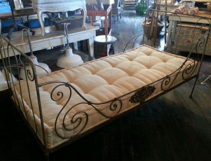 52 Best Antique Iron Beds Images On Pinterest Antique