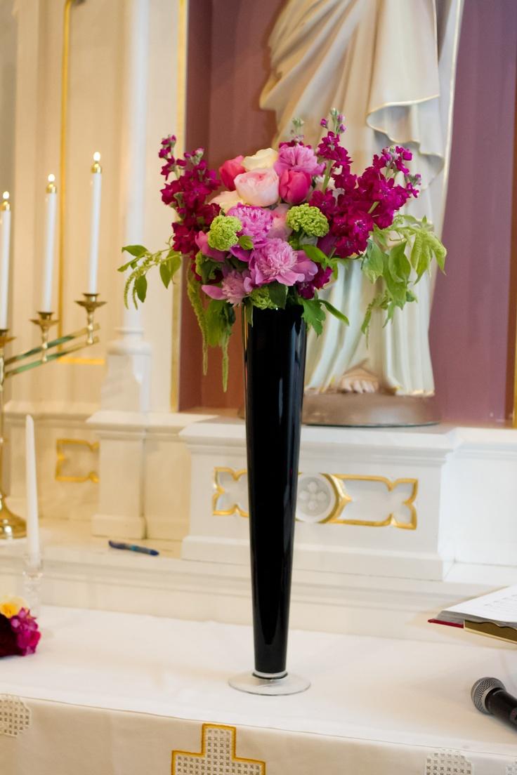 52 Best Images About Black Glass Vases On Pinterest