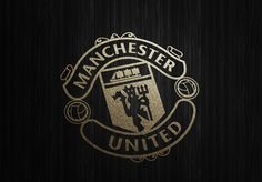 New Manchester United Gold Wallpaper HD