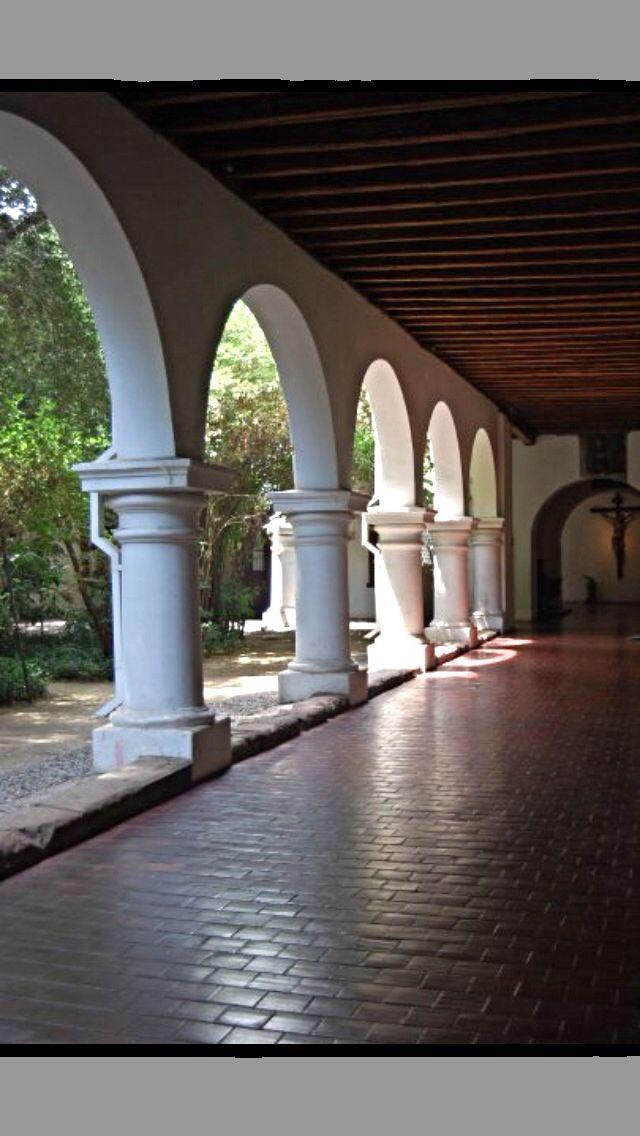 Museo colonial de San Francisco, Santiago