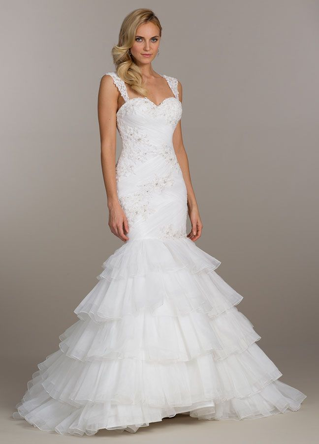 402 best images about lazaro on pinterest see best ideas for Where to buy lazaro wedding dresses