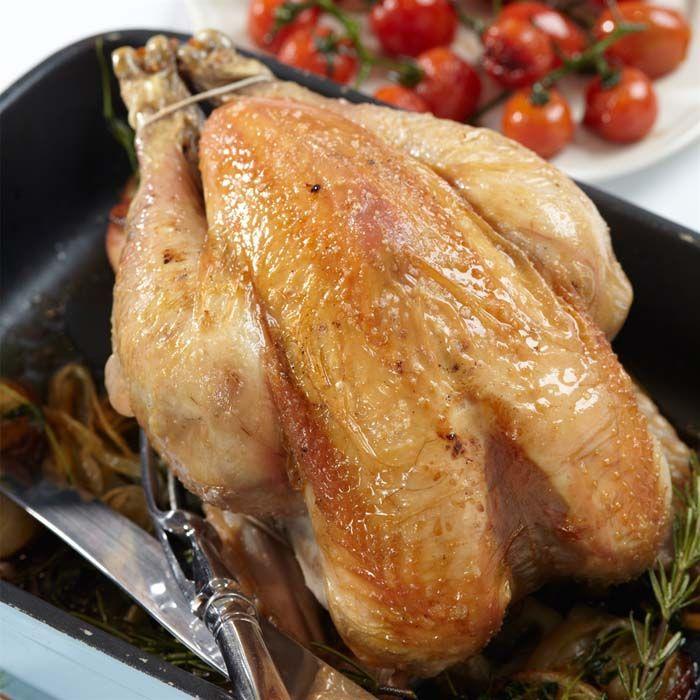 Lurer du på hvordan du tilbereder helstekt kylling i ovn? Her får du svaret.