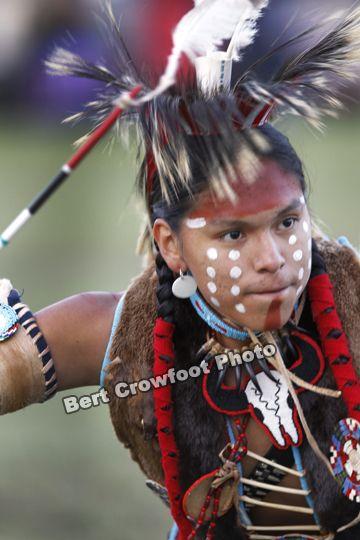 Rocky Boy Powwow 2012, Montana (Photo: Bert Crowfoot)