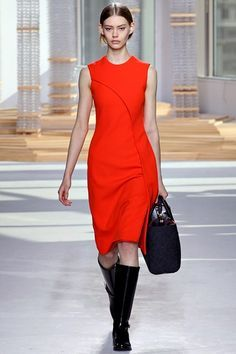 Afbeeldingsresultaat voor hugo boss red dress