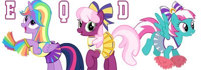 A My Little Pony website dedicated to Friendship is Magic Games, Art, fanfiction, Brony Community, News, Conventions, Pony merchandise and toys, and everything else!