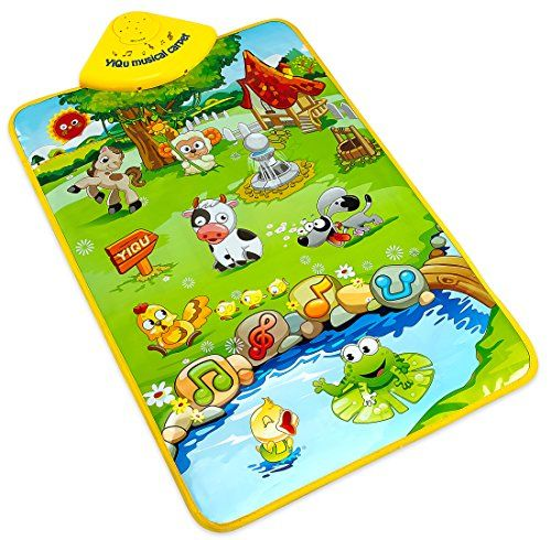 DREAMzz Farm Play Mat Musical Carpet Beautiful Attractive Touch and Crawl Musical Activity Baby Play Mat Gym - https://all4babies.co.business/dreamzz-farm-play-mat-musical-carpet-beautiful-attractive-touch-and-crawl-musical-activity-baby-play-mat-gym/  #Activity, #Attractive, #Baby, #Beautiful, #Carpet, #Crawl, #DREAMzz, #Farm, #Musical, #Play, #Touch #ActivityGear