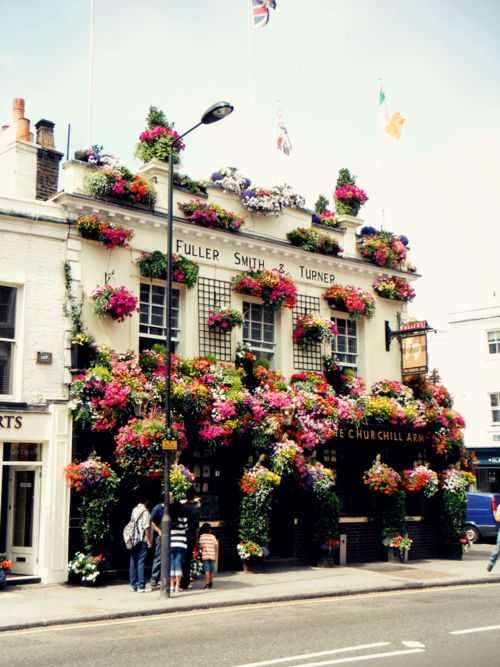 Notting Hill, London..