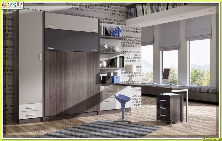 23 best literas abatibles en vertical habitaciones for Habitaciones hoteles