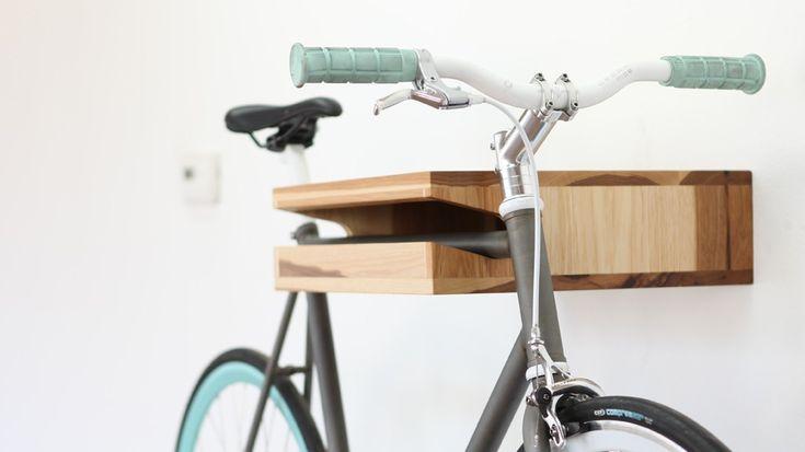 Idée déco pour ranger son vélo