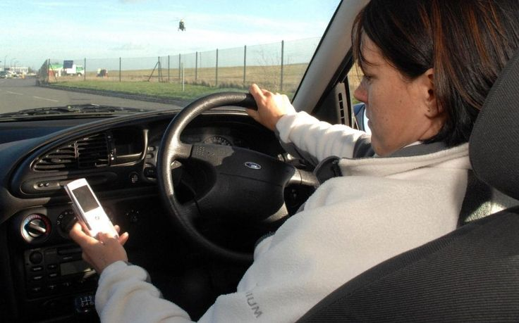 Drivers who cause death when looking at their mobile phones will face life in jail for the first time under Government plans to be revealed on Monday.