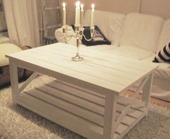 Har special beställt en nytt soffbord, väntar med spänning att det ska blir klart. Möbelhantverkaren ska höra av sig förhoppningsvis om...