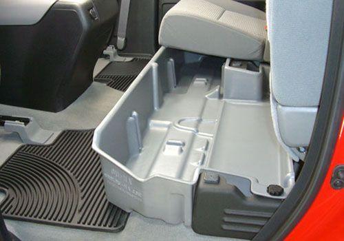 Underseat Storage On My 2017 Tundra Crewmax Tundra Autos Post