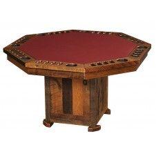 15 best game room tables images on pinterest for Pottery barn poker table