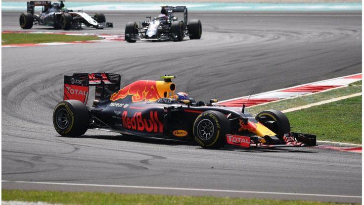 Großer Preis von Malaysia | Doppelsieg für Red Bull - Bild.de