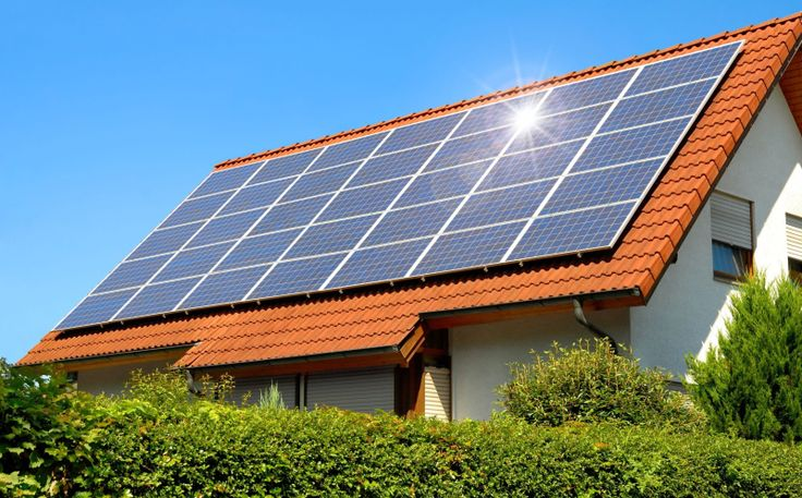 The sun is back! It might be time to consider solar power, which could earn you a large tax break.