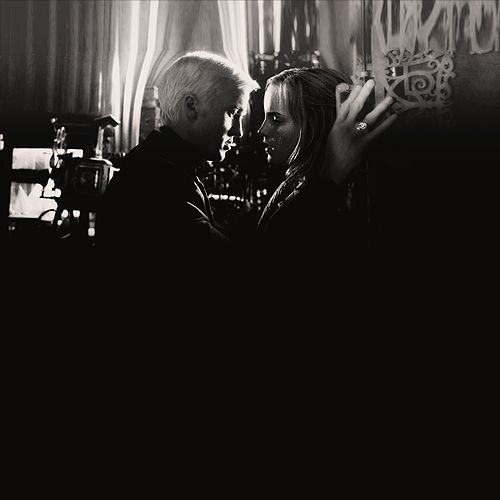 i don't even ship draco/hermione but i a little but love this.