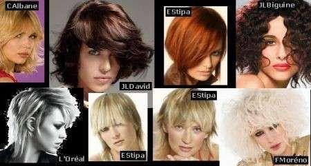 Foto tagli capelli estate 2009 - capelli media lunghezza estate 2009